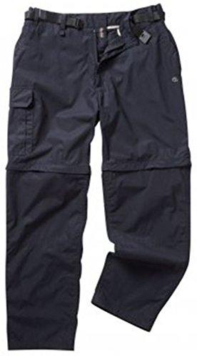 Craghoppers - Pantalon -  Homme -  Bleu - Bleu marine - Large