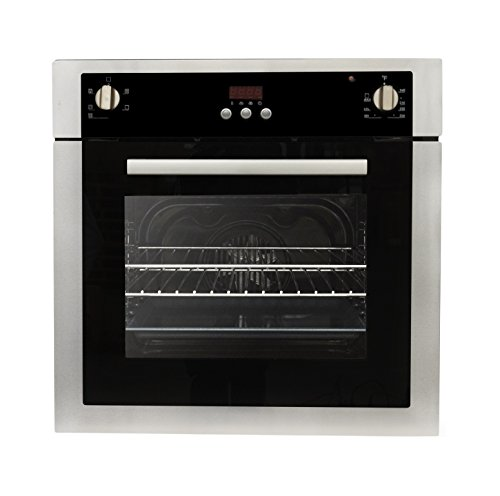 Cosmo C51EIX 24 in. Single Electric Wall Oven with Convec...
