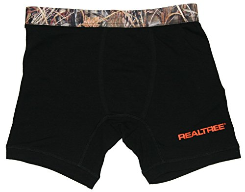 Men's Realtree Boxer-Briefs (l)