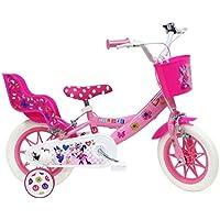 Bici Minie - Bicicleta Infantil para niña, Multicolor