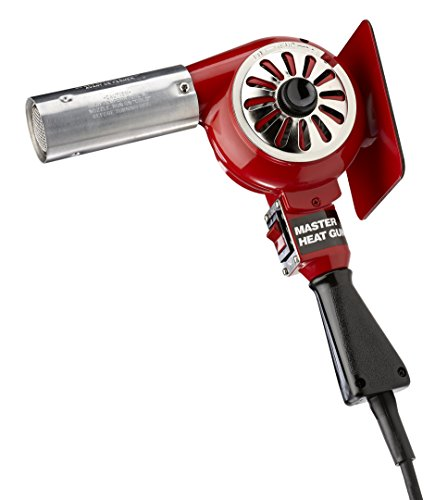 Master Appliance HG-751B Professional Heavy Duty Heat Gun, 1000-Degree Fahrenheit 120V 1740 - Heat Blower