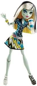 Monster High Coffin Bean Frankie Stein Doll