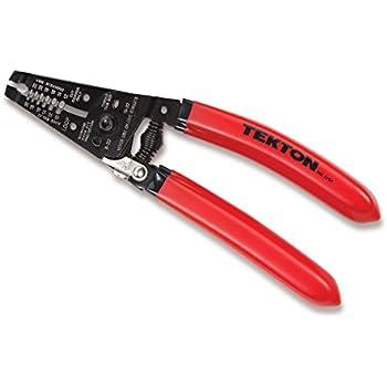 TEKTON 3797 7-Inch Wire Stripper/Cutter
