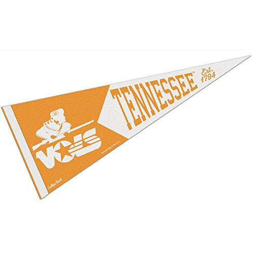 WinCraft Tennessee Volunteers College Vault and Throwback Pennant