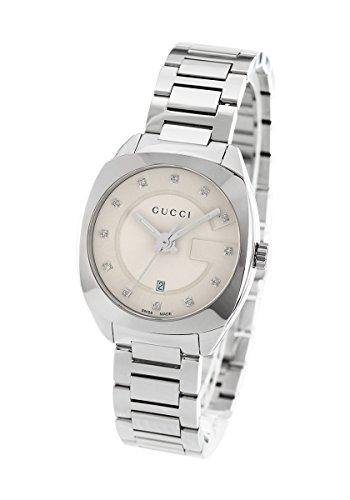 0d337e012ba2 グッチ GG2570 ダイヤ 腕時計 レディース GUCCI YA142504[並行輸入品 ...