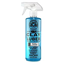 Chemical Guys CLY_KIT_2 Medium Duty Clay Bar and Luber Synthetic Lubricant Kit (16 oz) (2 Items)