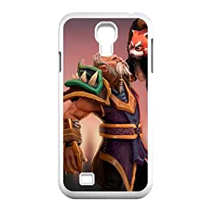 Samsung Galaxy S4 9500 Cell Phone Case White Defense Of The Ancients Dota 2 LONE DRUID 002 KWL0558469