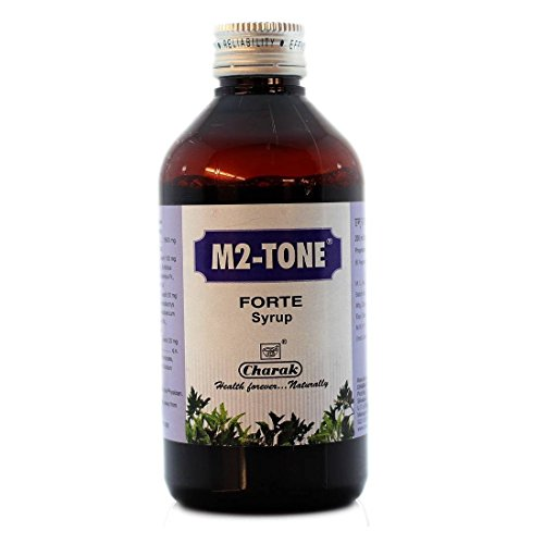 Charak M2 Tone Forte Syrup 200ML for sale  Delivered anywhere in USA