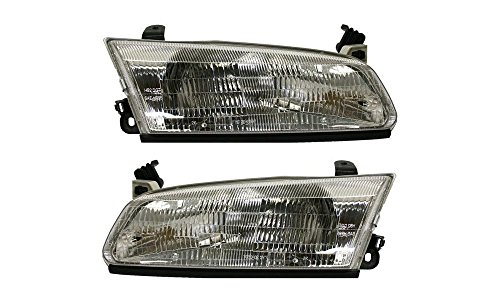 Toyota Camry New Headlamps Headlight - 8