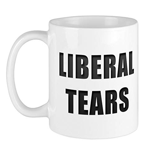 (CafePress Liberal Tears Two-Sided Mug Mugs Unique Coffee Mug, Coffee Cup)