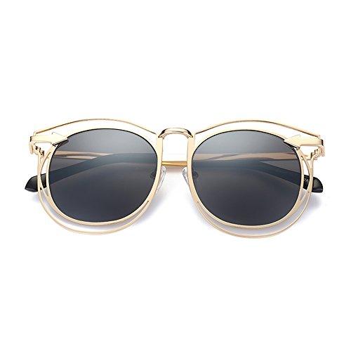 métal extérieur voyage soleil 06 02 cadre lunettes contre de de polarisées en conduite de solaire de mode Lunettes protection ZHIRONG UV plage Couleur qx7OEHqw