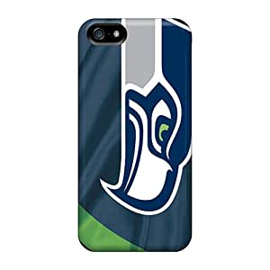 New Style 5/5s Protective Cases Covers/ Iphone Cases - Seattle Seahawks