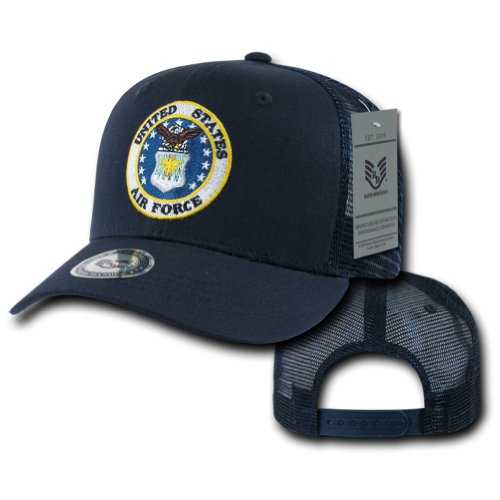 RAPID DOMINANCE Back To The Basic Trucker (Adjtable , Air Force - Navy)