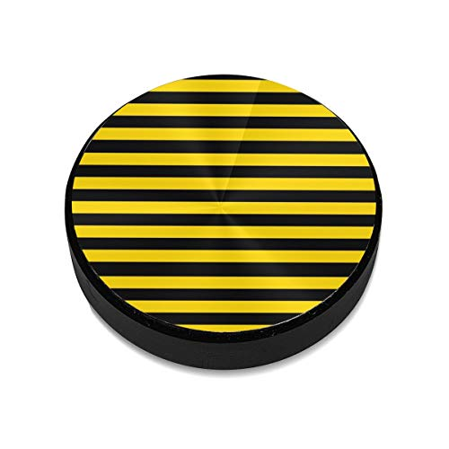 (Bumblebee Stripes Magnetic Phone Holder for Car, Car Phone Mount with A Super Strong Magnet, Compatible with iPhone Xs Max XR X 8 7 Plus Galaxy S9 S8 Plus Note 9 8 and More)