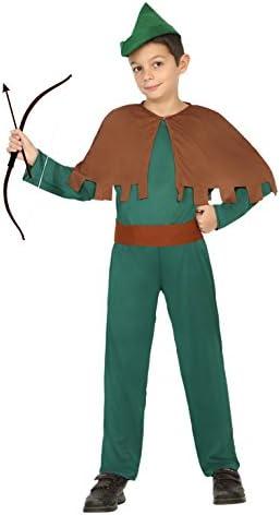 Atosa-21470 Disfraz Arquero, Color Verde, 3 a 4 años (21470 ...