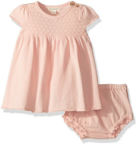 knit a dress for baby - 5