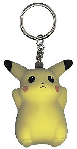 Llavero Pikachu 6 cm. Pokémon: Amazon.es: Hogar