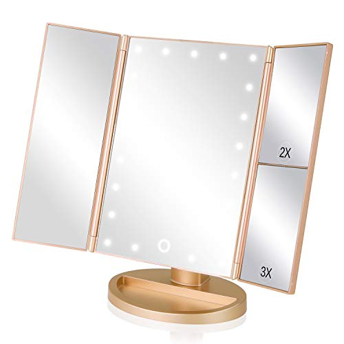 21LED Makeup Mirrors