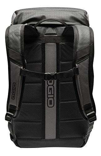 OGIO 423010 Torque 15'' Computer Laptop Backpack, Black/Grey by OGIO (Image #2)