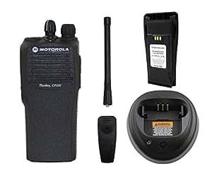 Amazon Com New Motorola Radius Cp200 Vhf 146 174 Mhz 4 Ch
