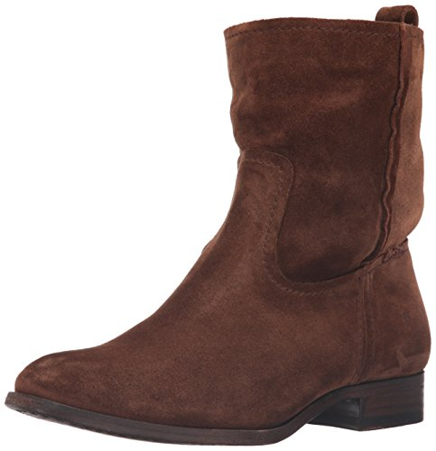 Cara Boot Women's Short Frye Wood Suede 7SfC4Cadq