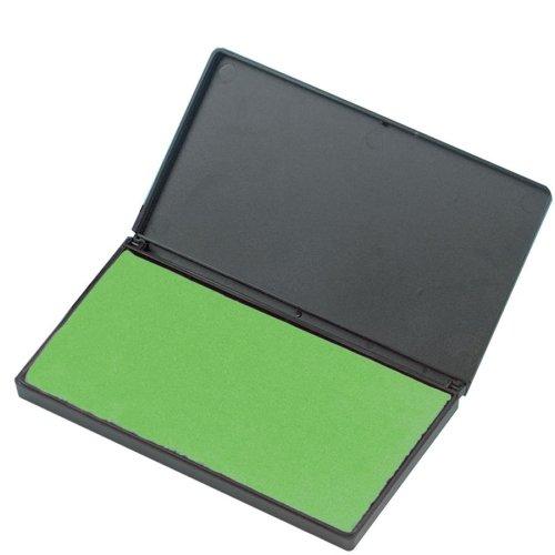 """CLI Stamp Pad - 2.8"""" x 4.3"""" - Foam Pad - Green Ink"""