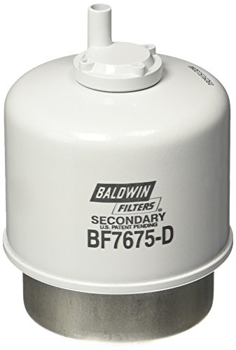 Baldwin Filters BF7675D Secondary Fuel//Water Separator Element with Drain