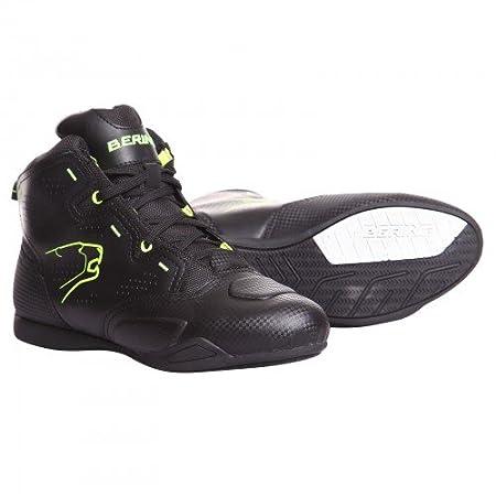 Bering Basket Jasper Noir Fluo 54479