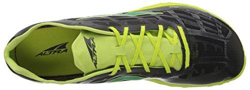 Men's Running Spike Shoe Lime Golden Black Altra S4qwAA