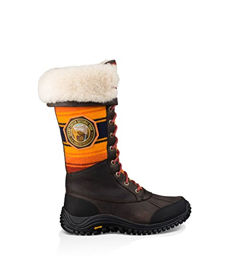 UGG Women's Adirondack Tall NP Grand Canyon Grizzly for sale  Delivered anywhere in USA