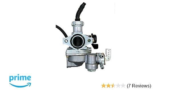 MothAr Carburetor /& Air Filter fits Honda TRX90 Sportrax 90 1993-2005 Fourtrax 90 1993-2001