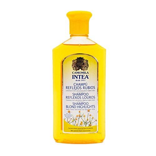 Intea Adult Blonde Reflex Shampoo 250ml