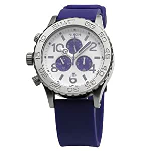 Nixon - Reloj de pulsera hombre, caucho