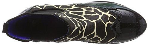 Giudecca JY1508-1 - Stivali Chelsea Donna Marrone ( Bt15beige Black )