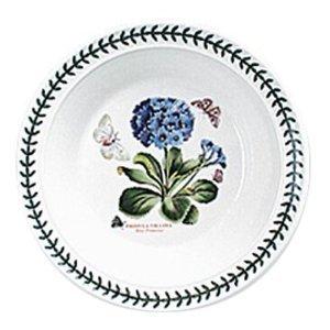 Portmeirion Botanic Garden Soup Plate Blue Primrose