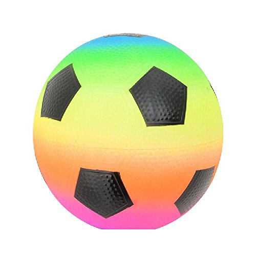 Rainbow Soccer Ball - 9