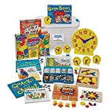 Nasco Deluxe Math Curriculum Kit - Early Childhood Education Program - SB46166
