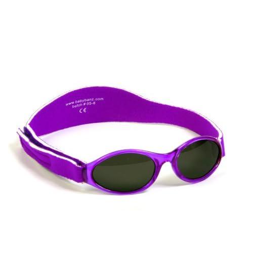 Yoccoes - Lunettes de soleil - Bébé (garçon) 0 à 24 mois multicolore Purple 8a7bc9354c35