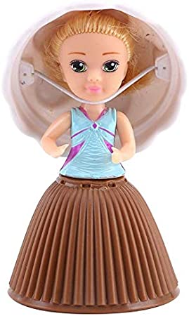 Cupcake Surprise Doll - Adalyn (As seen on TV), Toys for Girls, 3years & Above, Dolls for Girl, Return Gift