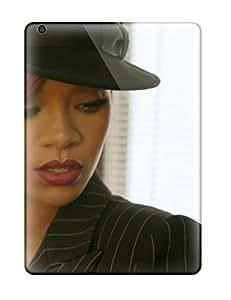 Cute High Quality Ipad Air Rihanna Red Hair Case