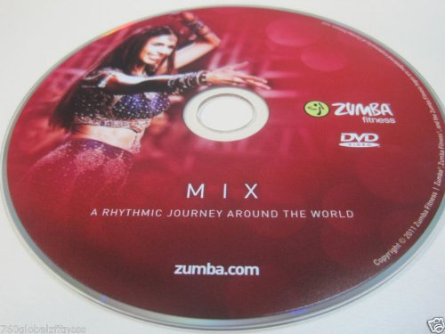 (Zumba Fitness Mix DVD from Exhilarate DVDs set)