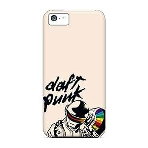 IZEAfsj20164nmJGx KarenJohnston Daft Punk Durable Iphone 5c Tpu Flexible Soft Case