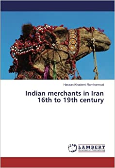Book Indian merchants in Iran 16th to 19th century