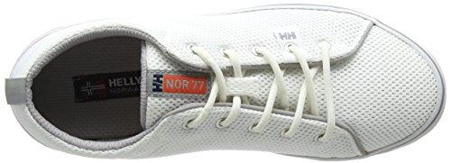 Mujer Blanco 2 Hansen Zapatillas g Scurry Para De light Grey 2 off W White Deporte Helly Wzngxw8g