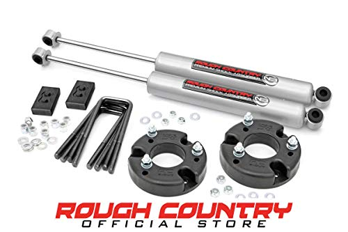 Leveling kits for ford f150
