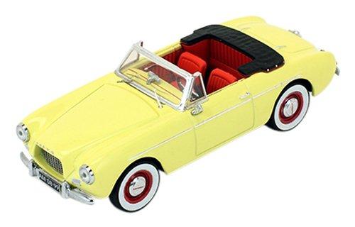 1/43 ボルボ P1900 スポーツ コンバーチブル 1955(ライトイエロー) PRD372