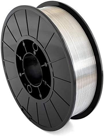 Bobina de hilo de acero inoxidable ER316LSi φ 0,6 mm de 5 k