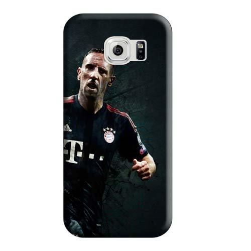 High Grade Dirtshock Mobile Phone Shells Frank Ribery Fashionable Samsung Galaxy S6 Edge