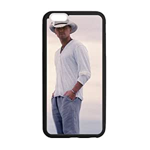 SKCASE Cover Case for iPhone 6 Plus 5.5 inch Kenny Chesney hjbrhga1544 by ruishername