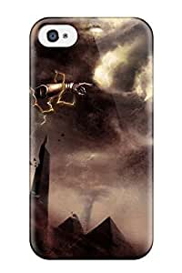 High Quality Shock Absorbing Case For Iphone 4/4s-league Of Legends
